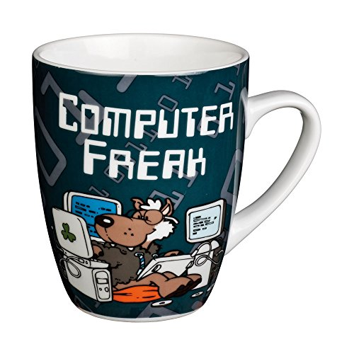 NICI n30807Mug-Mad: Computer Freak