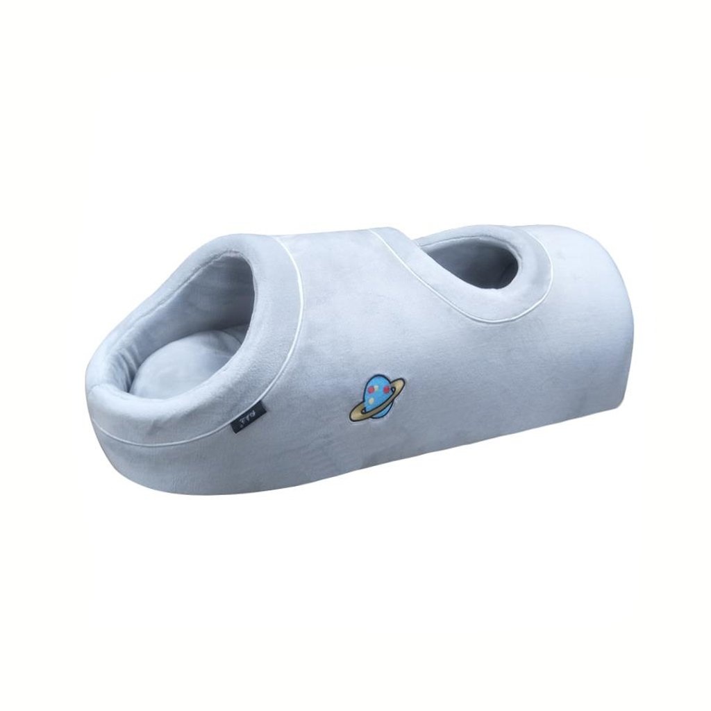 C CL- pet bed Cat bed pet house cat dog house sleeping bag dog bed kennel puppies warm pet supplies detachable cleaning moisture-proof thickening SY (color   C)