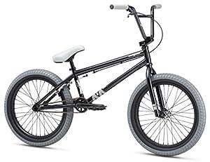 "Mongoose Legion L100 20"" Wheel Freestyle Bike, Black, One Size"