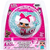 Mozlly Multipack - L.O.L Surprise Mystery Puzzle Ball Sphere - 15 x 13 inch - Jigsaw Puzzle - Novelty Character Collectibles (60pc Set) (Pack of 3)