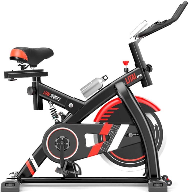 TXDWYF Bicicleta estática de Spinning Deportiva, Bicicleta ...