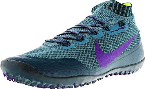 Nike Kvinnor 616.254 Ankel-hög Löparskor 353