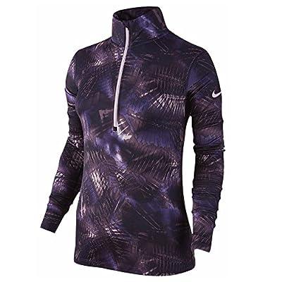 Nike Pro Women's Warm Dri-fit Half-Zip Top
