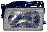Depo 331-1115L-AS Ford Festiva Driver Side Replacement Headlight Assembly