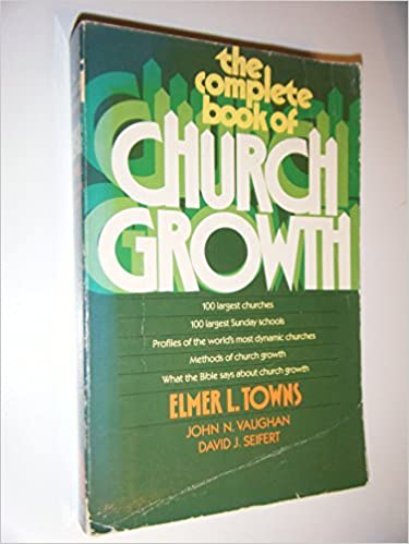 Characteristics of Growing Churches