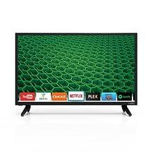 VIZIO D24-D1 24-Inch Class LED Smart TV (2016 Model)