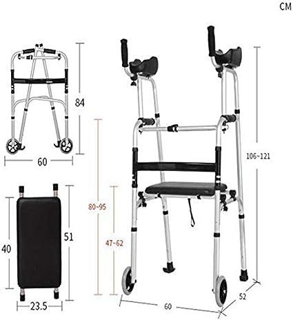 Amazon.com: XIHAA - Silla de baño para ancianos con altura ...