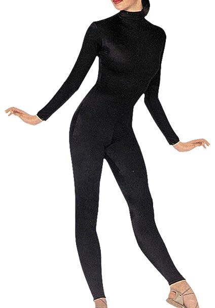 Amazon.com: Seeksmile - Traje de baile unisex de licra y ...