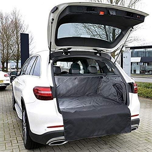 TAILORED PVC BOOT LINER MAT TRAY Audi Q7 since 2015 7-seats