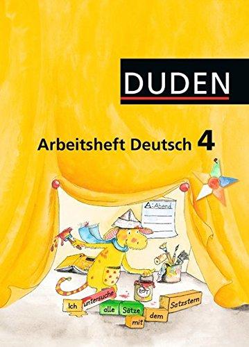 duden-sprachbuch-westliche-bundeslnder-ausser-bayern-4-schuljahr-arbeitsheft-mit-lernstandserhebungen-spitze-in-deutsch