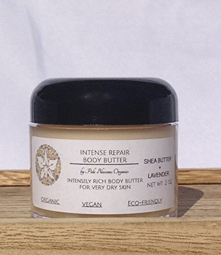Intense Repair Body Butter by Pale Blossoms Organics