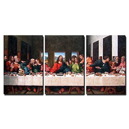 wall26 - Last Supper by Andrea Solari - Canvas Art Wall Decor - 16