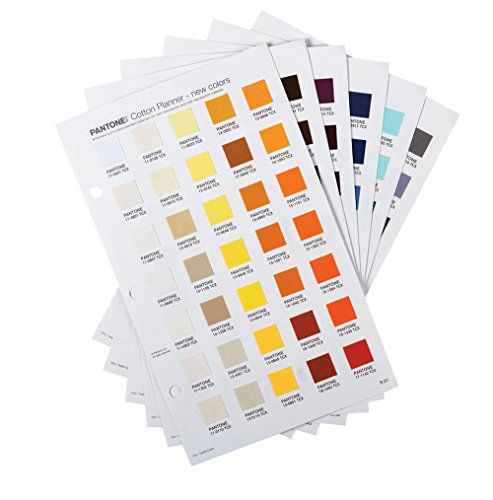 Price comparison product image PANTONE FHIC310 Cotton Planner Supplement
