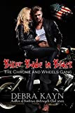 Biker Babe in Black (The Chromes and Wheels Gang) (The Chrome and Wheels Gang Book 1)