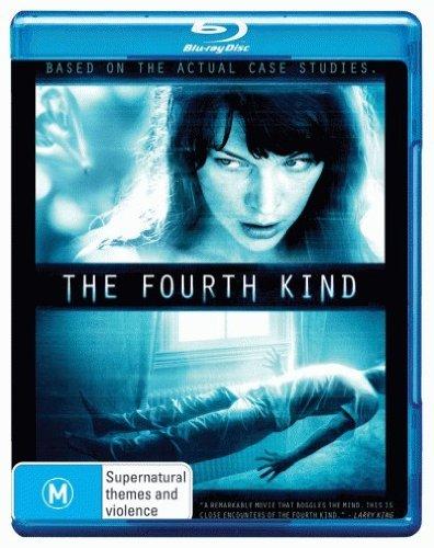 The Fourth Kind Blu-ray