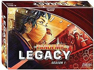 Pandemic: Legacy Season 1 (Red Edition) (B00TQ0DXR2) | Amazon Products