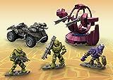 Mega Construx Halo UNSC Gungoose Rampage Building Set
