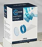 V-Comb Capture Filter Refill - 8 Head Lice and Nit Capture Filters