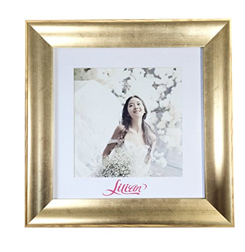 Lilian Antique Gold Collage Picture Frame 16x16Inch - Made t
