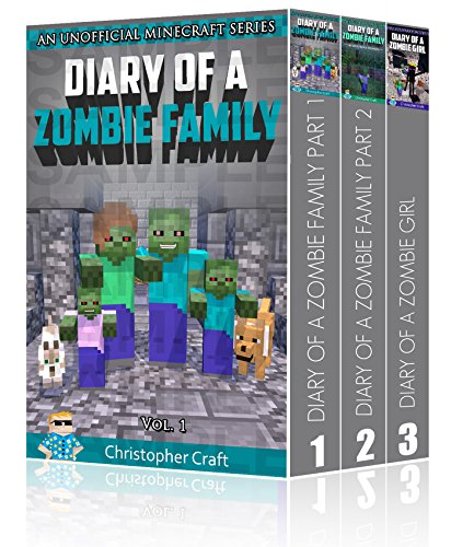 Box Set Minecraft Adventures Unofficial ebook product image