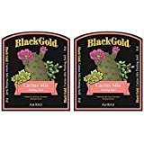 Sun GRO Horticulture 1410602.Q08P Black Gold Cactus Mix (8 qt) (2 Pack)
