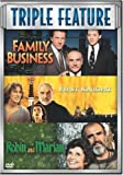 Family Business/First Knight/Robin and Marian (Bilingual)
