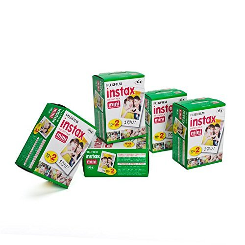 Fujifilm instax mini 5 x film-lot de 2 von Photo Lang 16386016