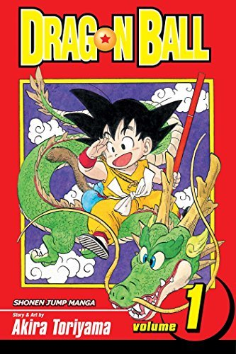 Shonen Jump Manga (Dragon Ball, Vol. 1: The Monkey King (Dragon Ball: Shonen Jump Graphic Novel))