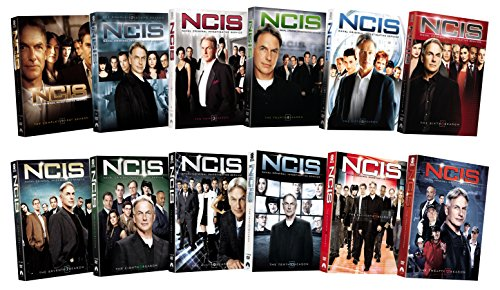 NCIS: Twelve Season Pack (Dvd Set Ncis)