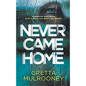 NEVER CAME HOME an addictive crime thriller with a twist you won't see coming (Detective Inspector Siv Drummond)