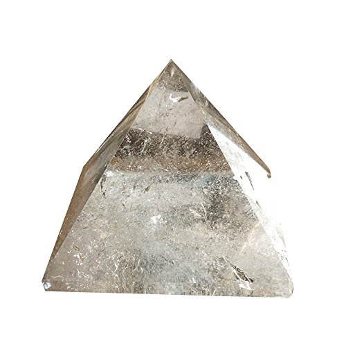 quartz crystal pyramid - 1