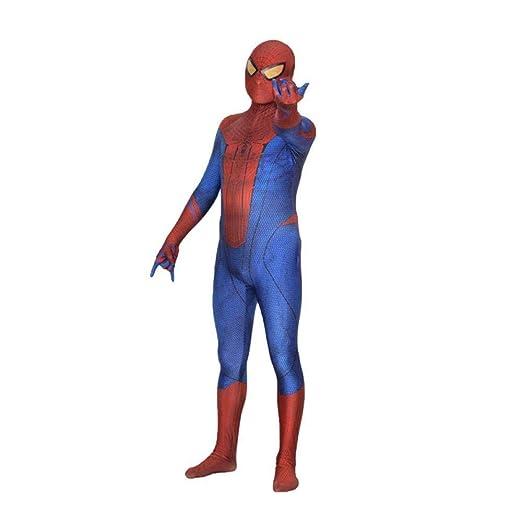 DSFGHE Disfraz De Spiderman Niño Adulto Disfraz De Cosplay Medias ...
