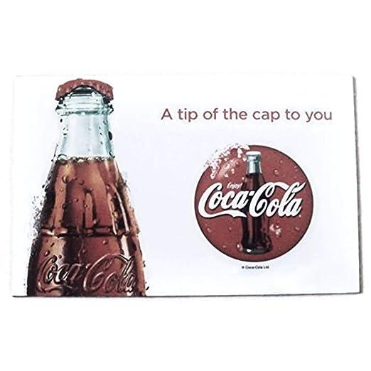Agilidad blanco botella de Coca Cola Coleccionable de Art 1 ...