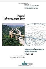 Brazil Infrastructure Law: 20 Capa dura