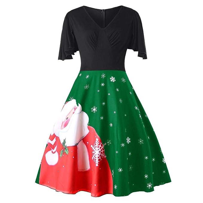 Falda Arbol Navidad,Vestidos Mujer Fiesta,Vestidos Mujer Casual Verano,Faldas De Mujer Largas,Vestidos De Novia Plus Size,Verde,XXXXL: Amazon.es: Ropa y ...