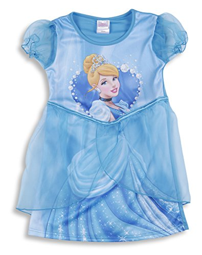 Cinderella Outfit - DISNEY CINDERELLA Girls Princess Fancy Dress Outfit