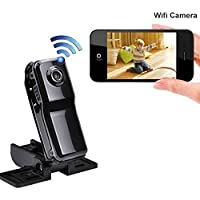 ACE Fashhion Mini Wireless Wifi Camera Children Kids Baby Security Mobile Phone Remote Monitoring Spy Hidden Nanny Cameras