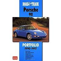 Road & Track Porsche 911 1990-1997 Portfolio