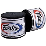 Fairtex HW2 Adult Hand Wraps Black by Fairtex