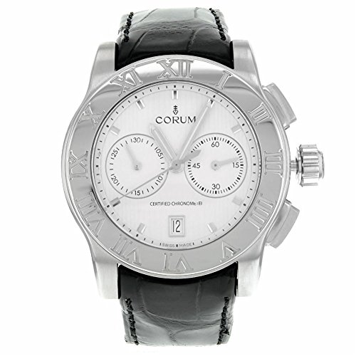 Corum Romvlvs swiss-automatic mens Watch 984.715.20 / 0F01 (Certified Pre-owned)