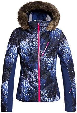 Chaqueta esqui Roxy Jet Ski Girl True Black Mountain Typo