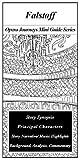 Falstaff, Burton D. Fisher, 1930841175