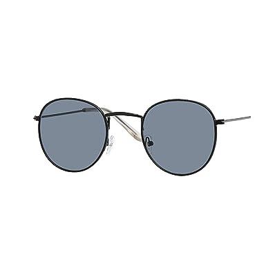 Amazon.com: Gafas de sol ovaladas para mujer, estilo retro ...