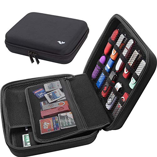 y Card SD Card Case/USB Flash Drive Storage Holder/External Hard Drive Case/Universial Electronic Accessories Organizer ()