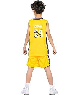Modaka 2PCS Juegos de Baloncesto para niños Uniformes ...