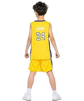 Maillots de Baloncesto para Niños - Conjunto NBA Bulls ...