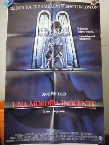original-spanish-movie-poster-una-mordida-inocente-innocent-blood-anne-parillaud-john-landis-renato-