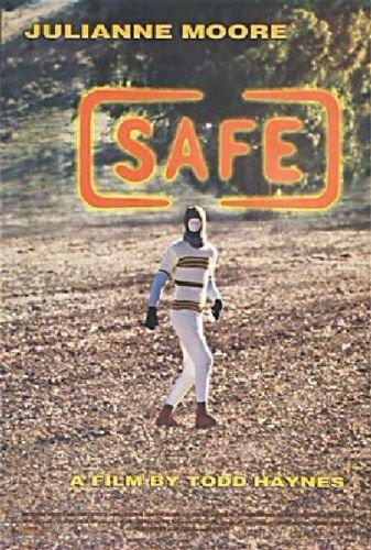 Resultado de imagem para Safe, 1995 poster