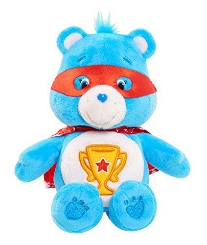 Care Bears Superhero Friends Champ Bear - Friend Care Bear