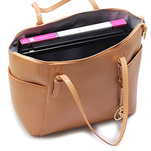 Bag For Holiday Bag CW30 Nude School Quality Faux Leather Oversize Shoulder Pink Bags Women's Handbags Women Shopper Shoulder Patent LeahWard O4RHqx